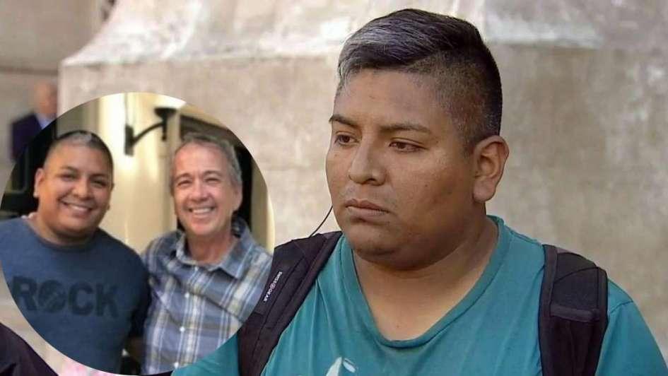 Macri recibió al policía procesado por defender al turista