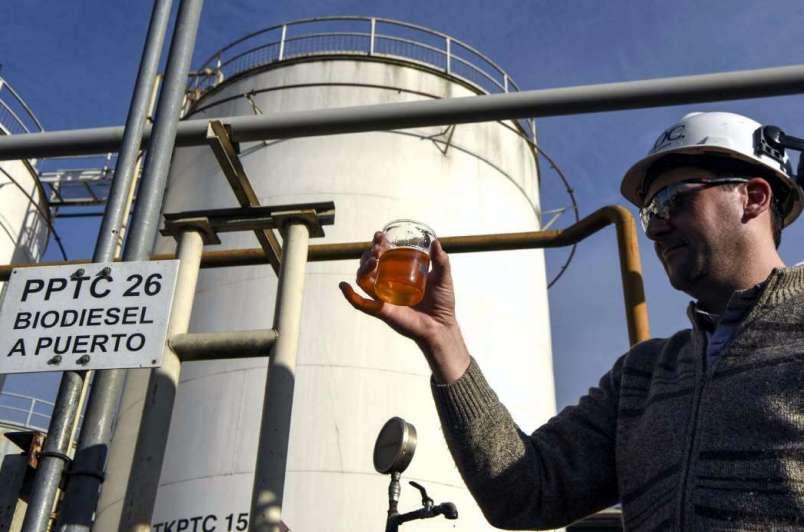 Aumentó el precio del biodiesel e impactaría en el precio del gasoil