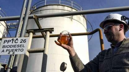 El combustible, elaborado a partir del aceite de soja, es un importante ingreso nacional.