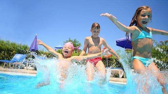 ¿Cuáles son las enfermedades más frecuentes de los niños en verano?