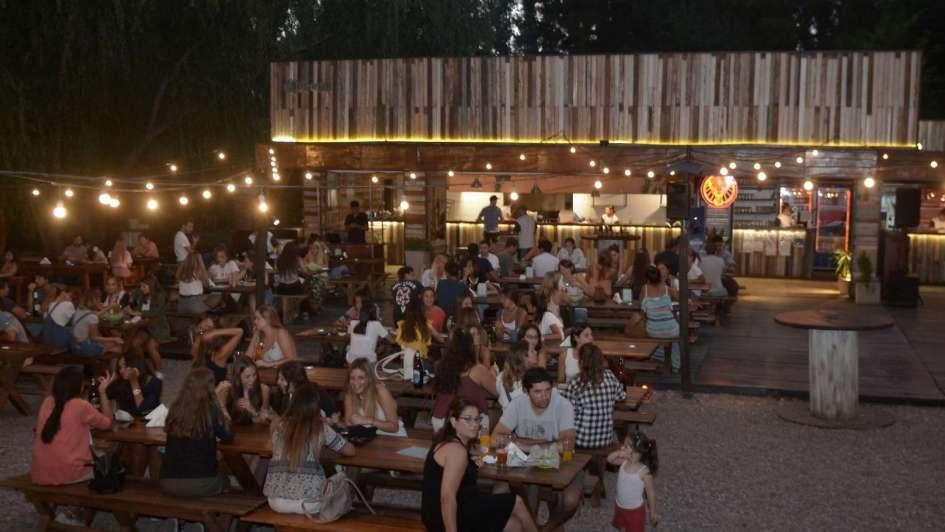 Noches en Chacras: alegría y sabores que no tienen fin