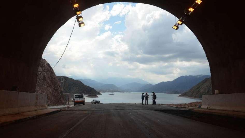 Cacheuta-Potrerillos: está lista la ruta que esperó casi 20 años