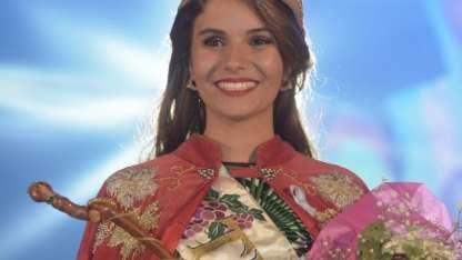 Paulina Cramer, la nueva soberana de Tunuyán