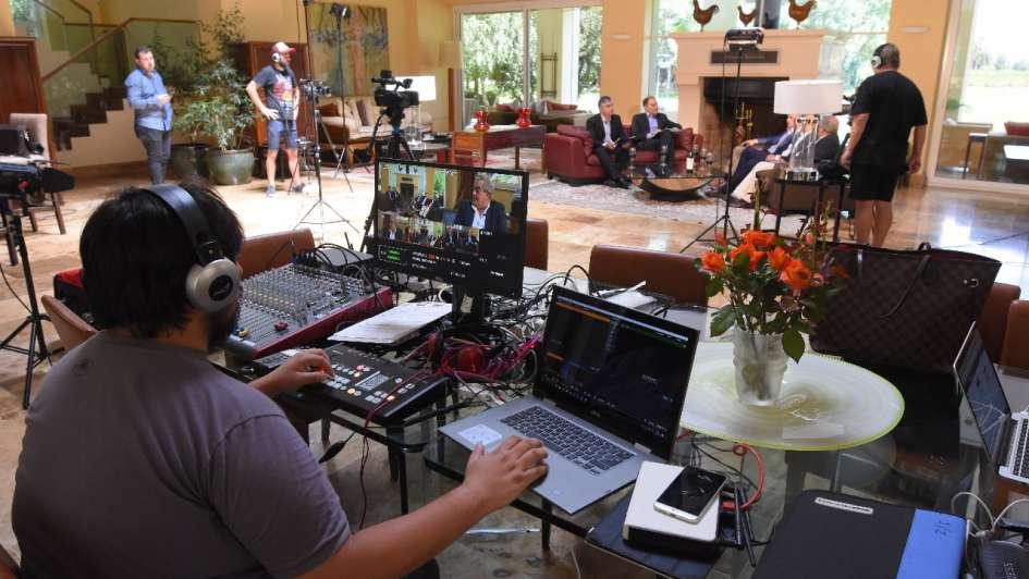 Ciclo de Encuentros de diario Los Andes: la industria del vino, análisis y perspectivas