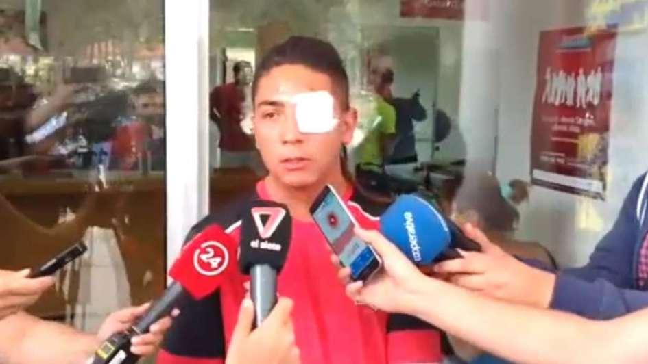 """Uno de los sobrevivientes de la tragedia en Las Cuevas""""El chofer fue muy imprudente"""""""