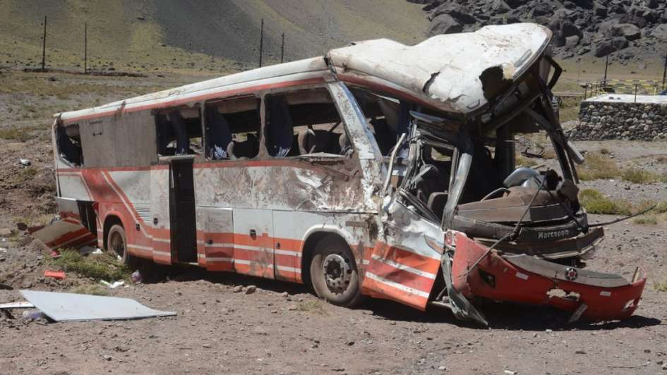 Chofer de bus es imputado por homicidio simple — Tragedia en Mendoza