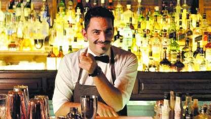 El especialista afirma que la coctelería actual está en busca de nuevas sensaciones para el gusto.