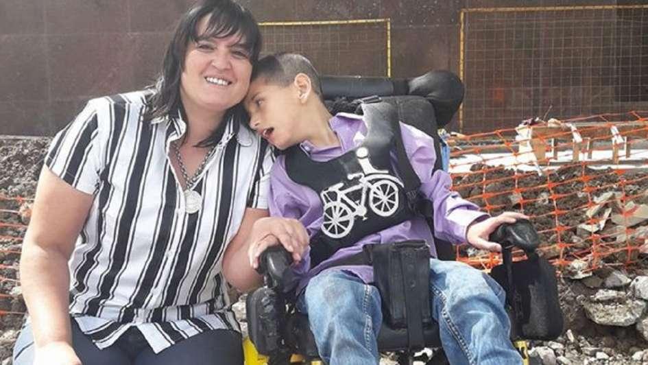 Resultado de imagen para Valeria Gasa, bici inclusiva