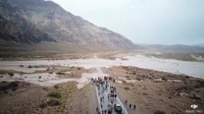 Aludes Alta Montaña drone