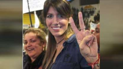 La diputada fue protagonista de un escándalo en el carnaval de Corrientes.