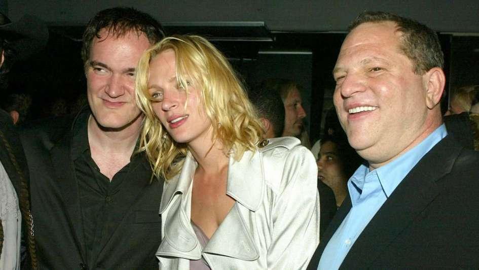 Uma Thurman denunció que Tarantino intentó matarla durante rodaje de