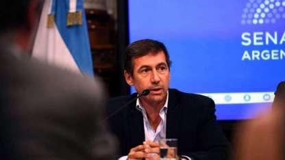 Luis Petcoff, de Argentina Federal, que responde a los gobernadores del PJ.
