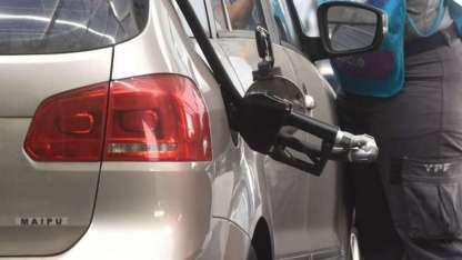 Sorpresa entre los conductores por las subas.