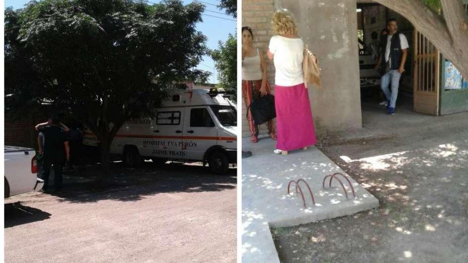 San Rafael: rescataron a dos ancianas que estaban encerradas y en completo abandono