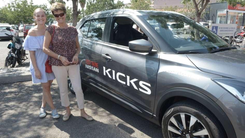 Yacopini Mirai puso a prueba el nuevo Nissan Kicks
