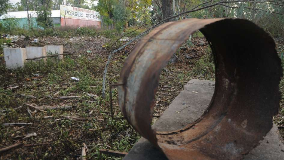 Vecinos de Maipú quieren que el Parque Ortega quede en manos municipales