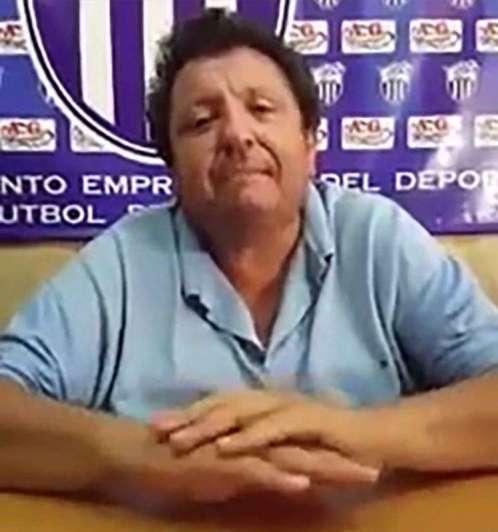 Escándalo sexual en Paraguay: pidieron la detención del dirigente de Rubio Ñu