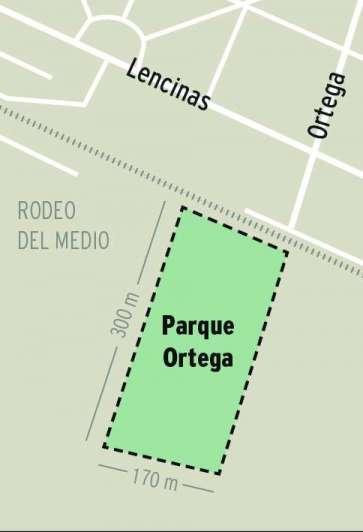 Vecinos de Maipú piden que el Parque Ortega sea municipal