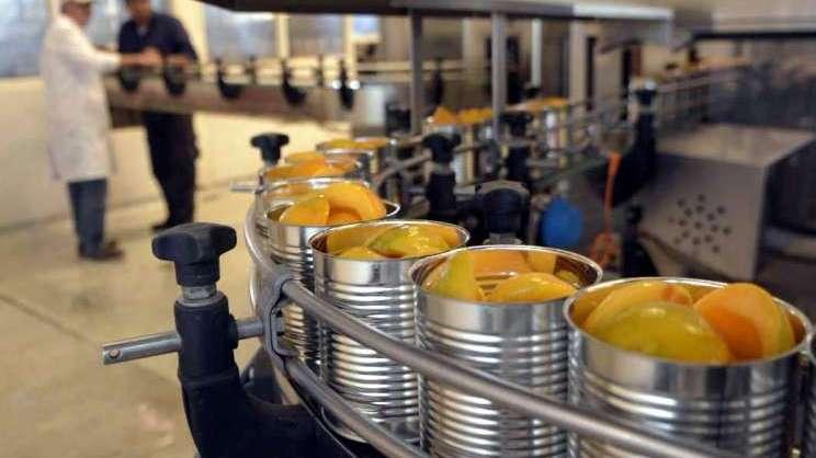Abren registro para exportar duraznos en lata con arancel 0%