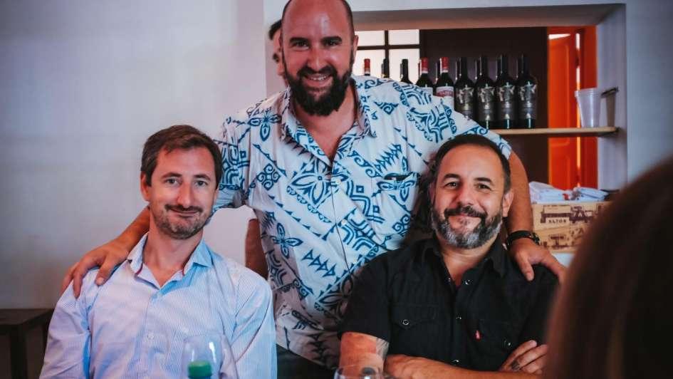 Alquimistas del vino