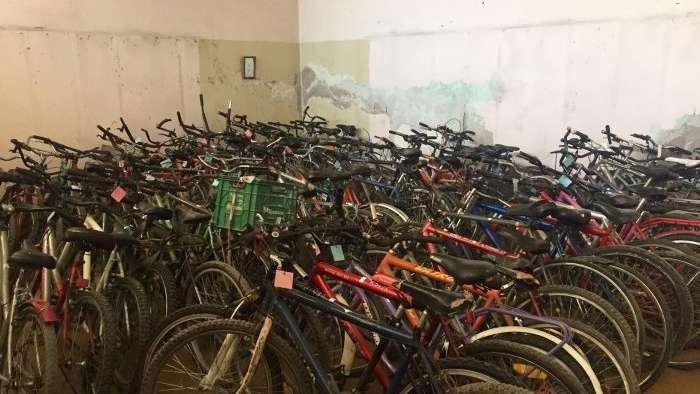 Recuperarán bicicletas embargadas para alumnos de escuelas rurales mendocinas