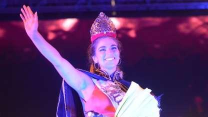 Melina Soledad Pérez representó a Vistalba