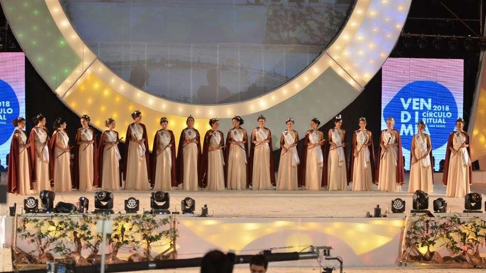 Carolina Moralejo es la nueva Reina de San Rafael
