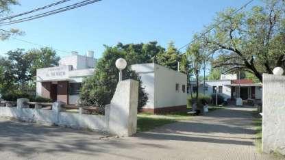 Policlínico San Martín en Rosario.
