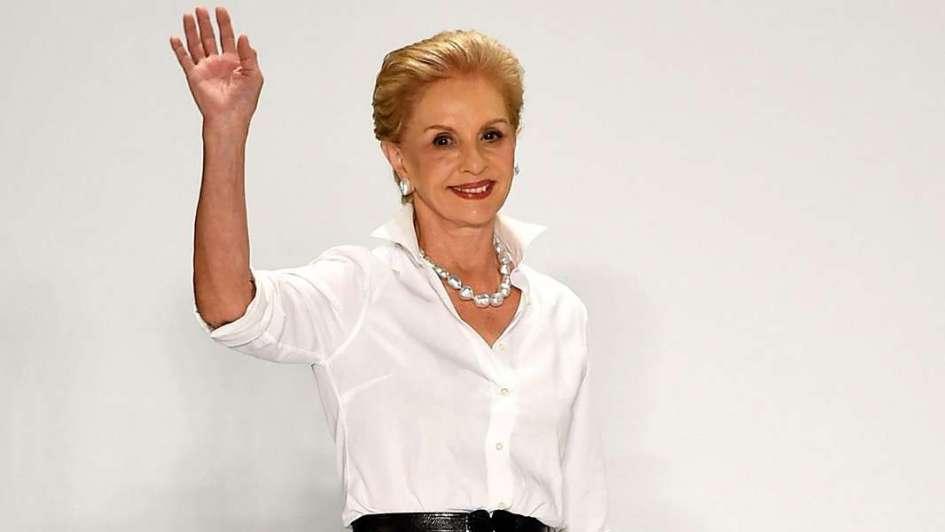 Carolina Herrera dejará mañana su empresa