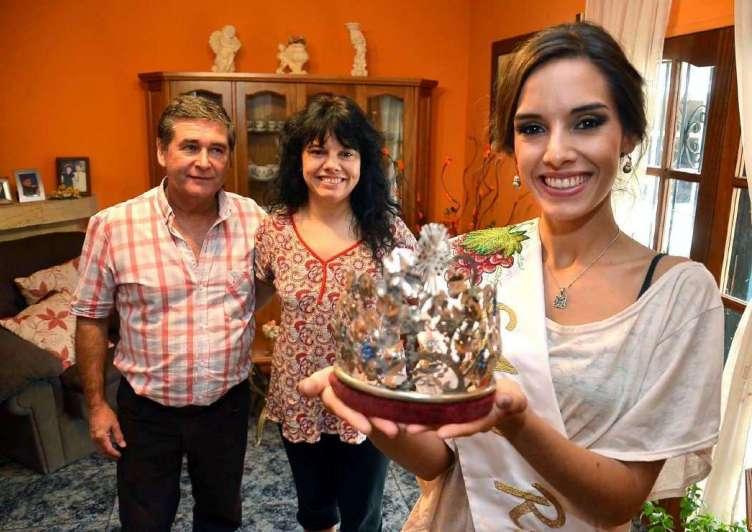 Carolina de San Rafael: la docente con espíritu solidario