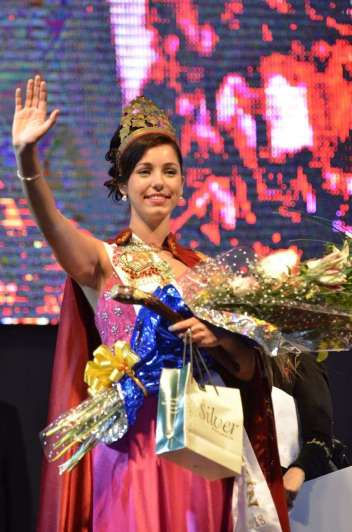 Caterina Zícaro es la nueva Reina de San Martín