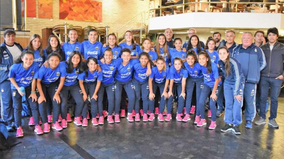 Comienza hoy el Cuadrangular Internacional de fútbol femenino en Mar del Plata
