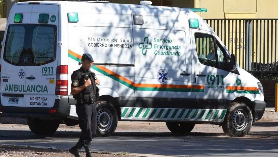 Niña llegó al hospital de San Rafael con un tiro en la cabeza y detuvieron a sus hermanos