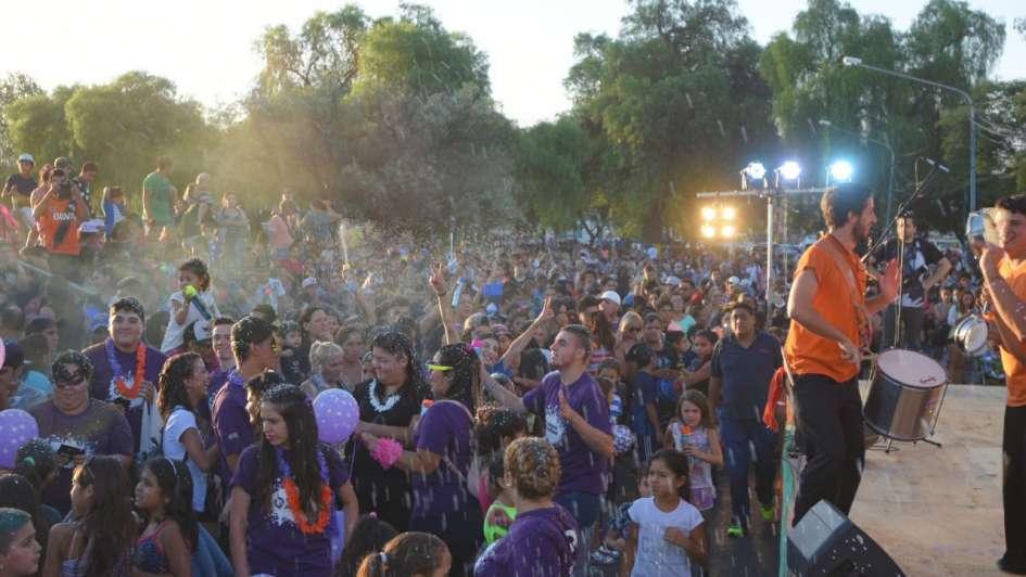 Música, danza y fiesta popular en los carnavales mendocinos