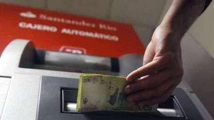 La Bancaria afirma que los billetes de 500 pesos comenazarán a escasear en cajeros.