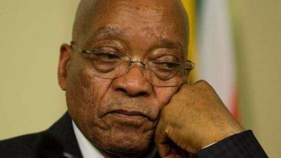 El partido oficialista sudafricano decidió la destitución del presidente Zuma