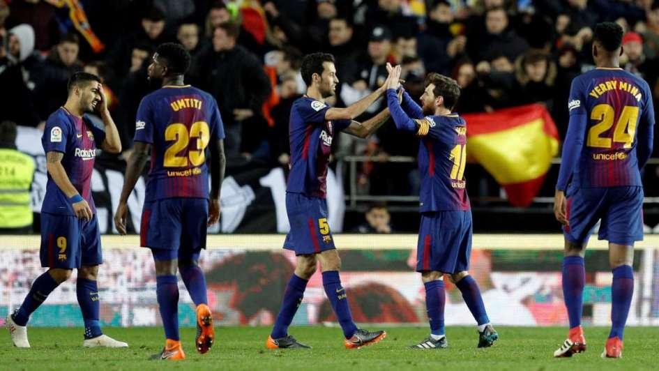 Después del Mundial, Boca enfrentará al Barcelona de Messi