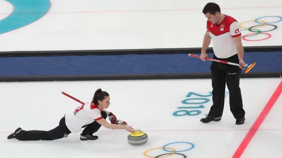 El Curling ya tiene a los ganadores del oro en dobles mixtos en PyeongChang