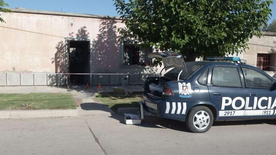 Horror en Guaymallén: mató a dos mujeres, a un nene y quiso quemar la casa