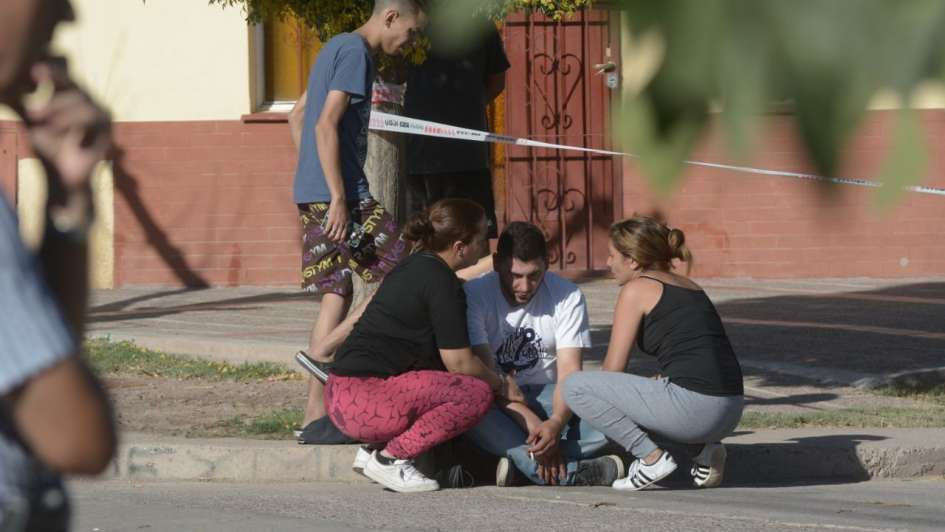 Consternación y tristeza entre los vecinos y familiares de las víctimas del triple crimen