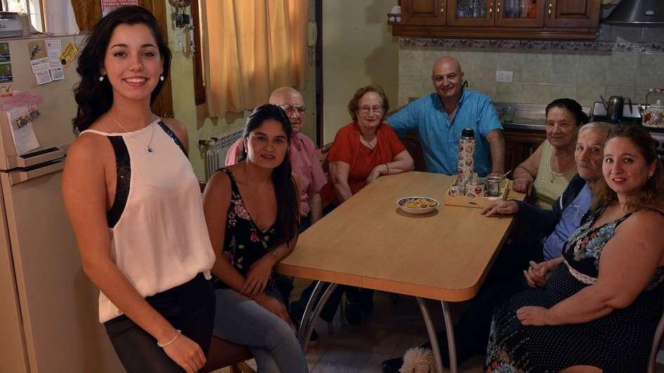 Caterina de San Martín, futura nutricionista enfocada en la infancia