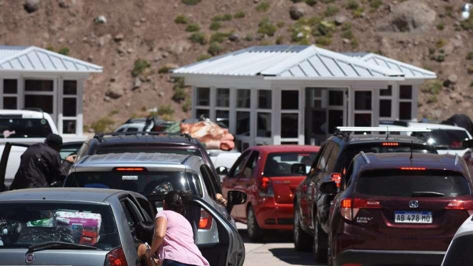 Casi 35.000 personas cruzaron a Chile durante el fin de semana XXL