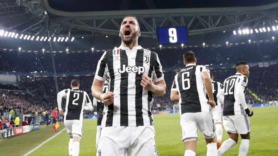 El doblete de Higuaín no alcanzó para que la Juventus le gane al Tottenham