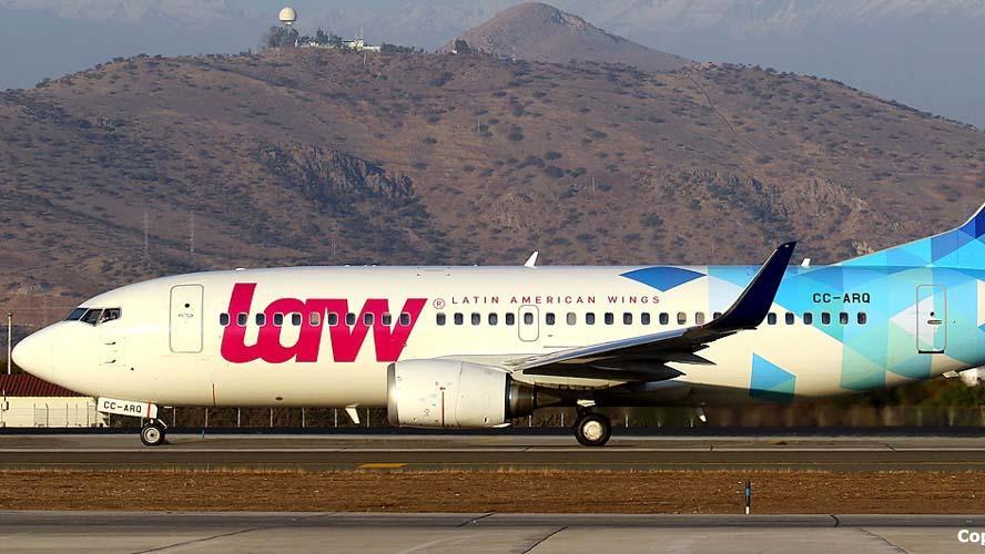 Aerolínea chilena dejó varados a cientos de pasajeros en Santiago y República Dominicana