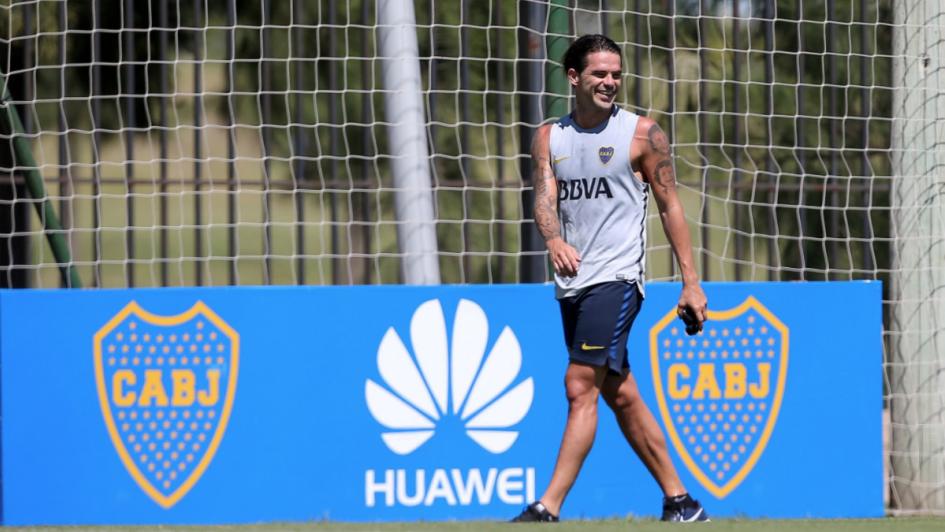 Buenas noticias para Barros Schelotto y Sampaoli: Fernando Gago volvió a hacer fútbol