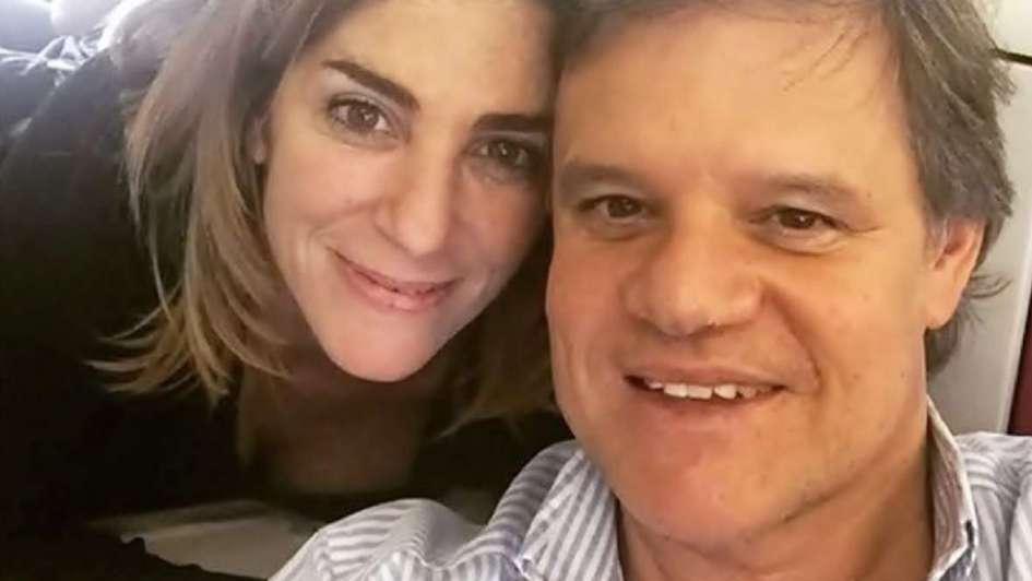El emotivo recuerdo del esposo de Débora Pérez Volpin a una semana de su muerte