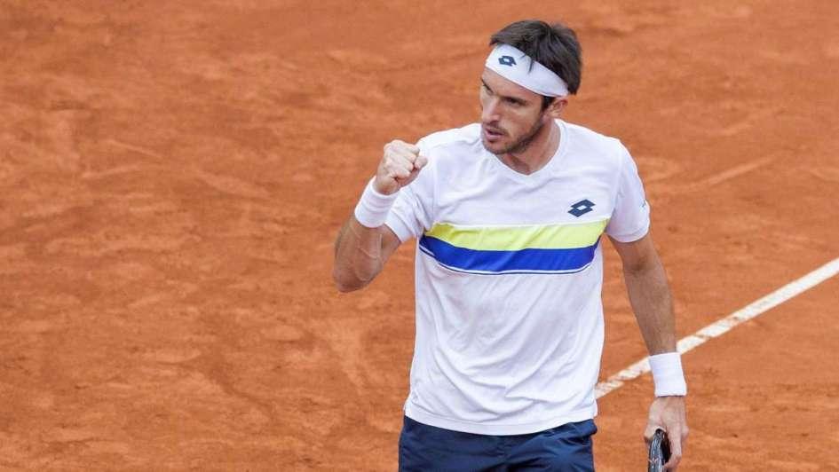 Argentina Open: Mayer y Zeballos pasaron a octavos de final