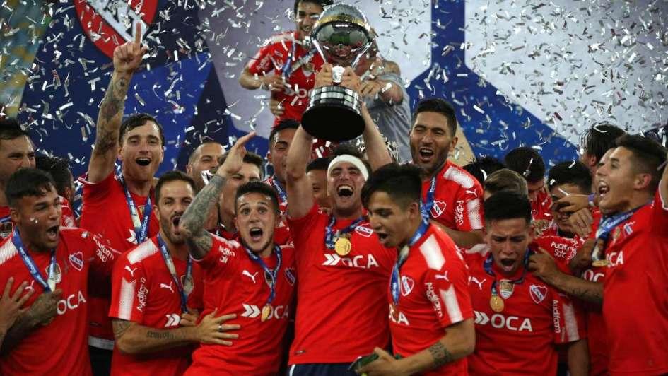 Por la Recopa Sudamericana, el Rojo quiere hacer la diferencia en casa