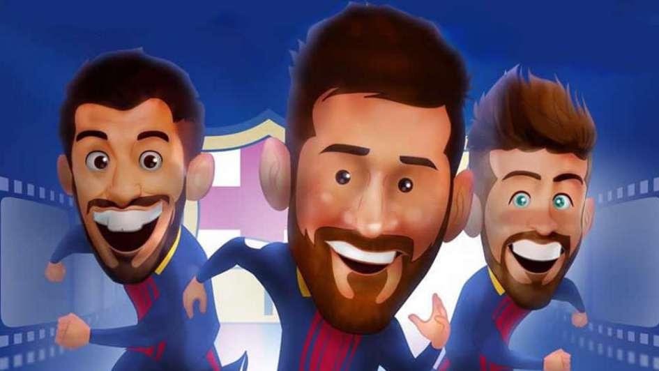 Messi llega a la pantalla grande