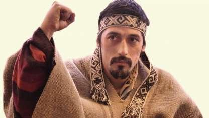 Facundo Jones Huala es el lonko mapuche de la comunidad Pu Lof.